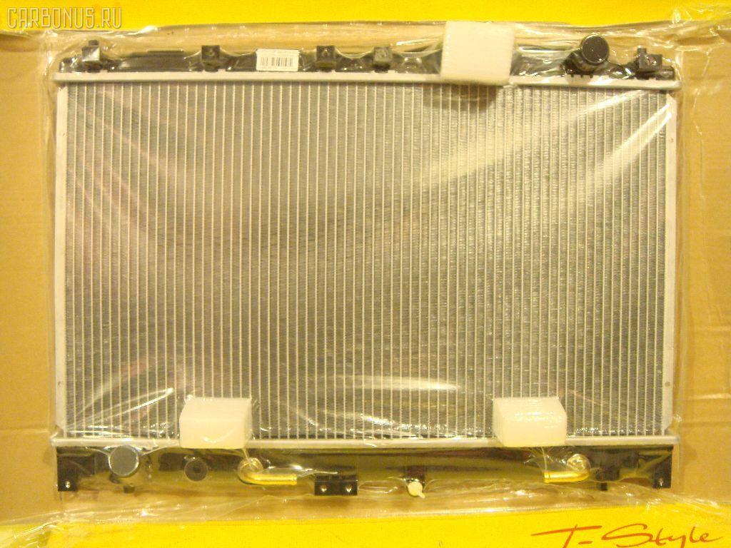 Радиатор ДВС HONDA INSPIRE UA2 G25A. Фото 1