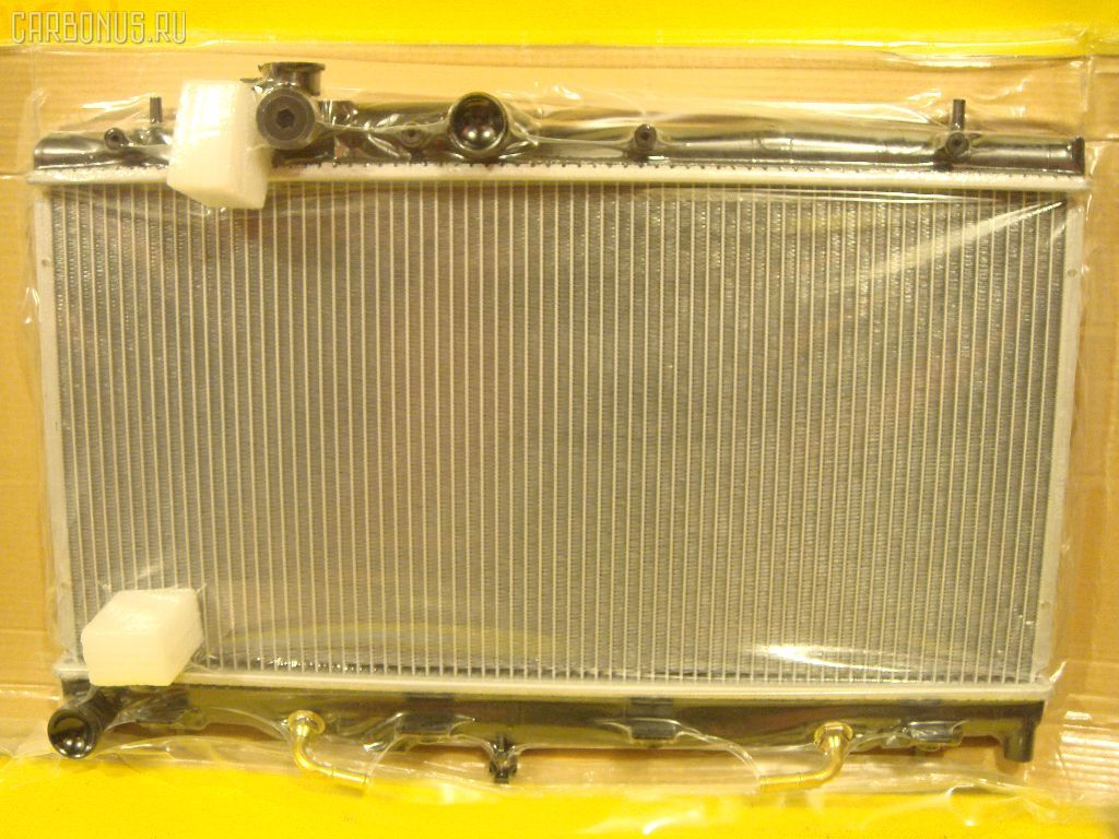 Радиатор ДВС SUBARU LEGACY BE5 EJ20. Фото 1