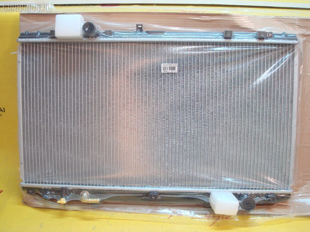 Радиатор ДВС TOYOTA ARISTO JZS161 2JZ-GTE. Фото 2