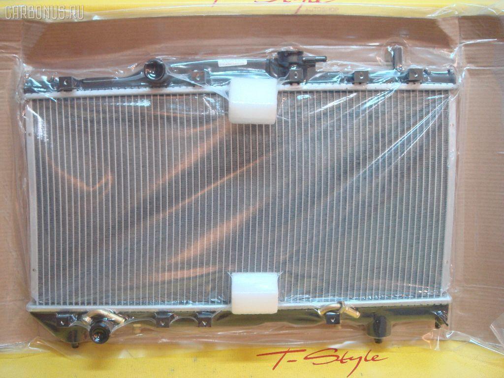 Радиатор ДВС TOYOTA CORONA AT190 5A. Фото 9