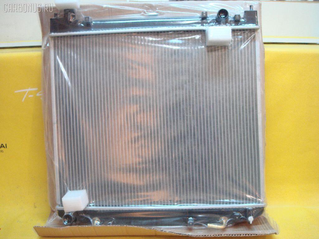 Радиатор ДВС TOYOTA GRANVIA RCH42 3RZ. Фото 2