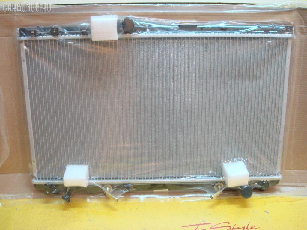 Радиатор ДВС TOYOTA MARK II JZX90 1JZ-GE. Фото 3