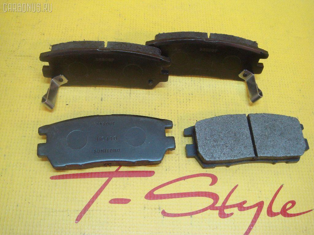Тормозные колодки MITSUBISHI PAJERO V24C. Фото 3
