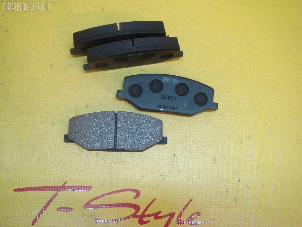 Тормозные колодки SUZUKI JIMNY SIERRA JB43W. Фото 5