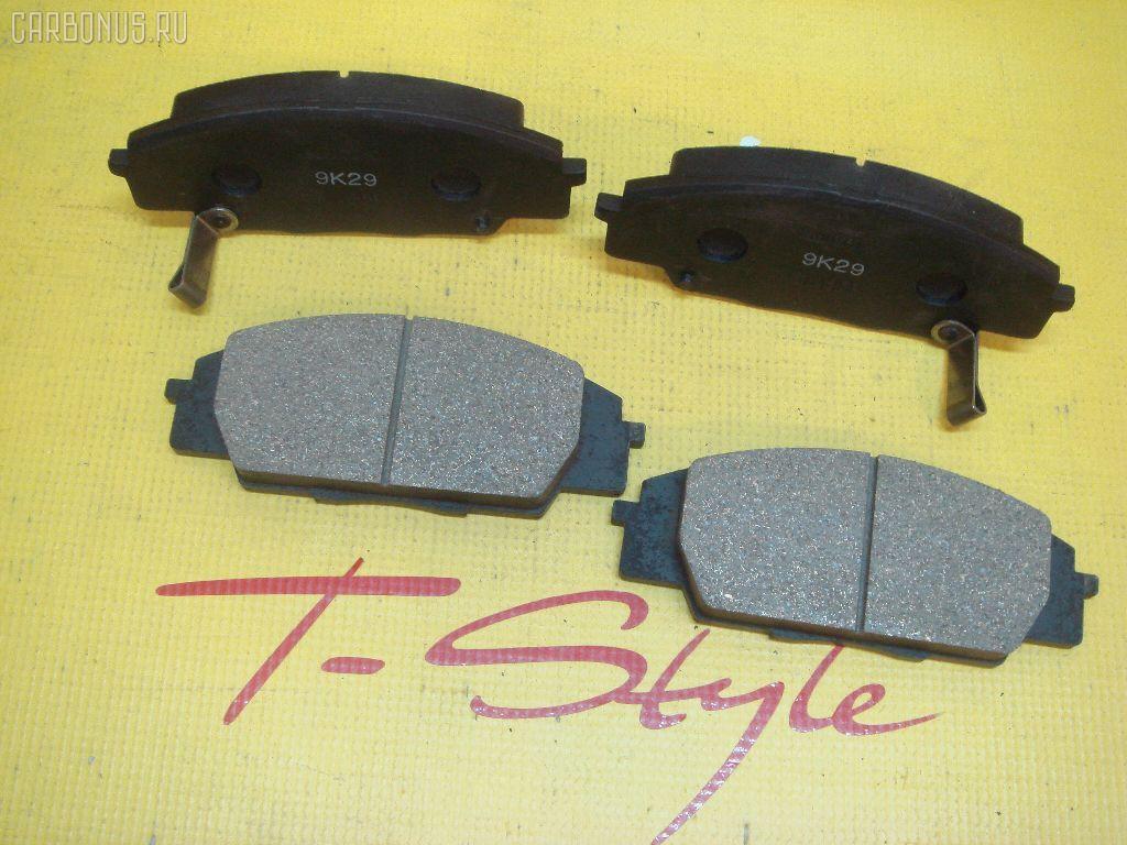 Тормозные колодки HONDA INTEGRA DC5. Фото 1