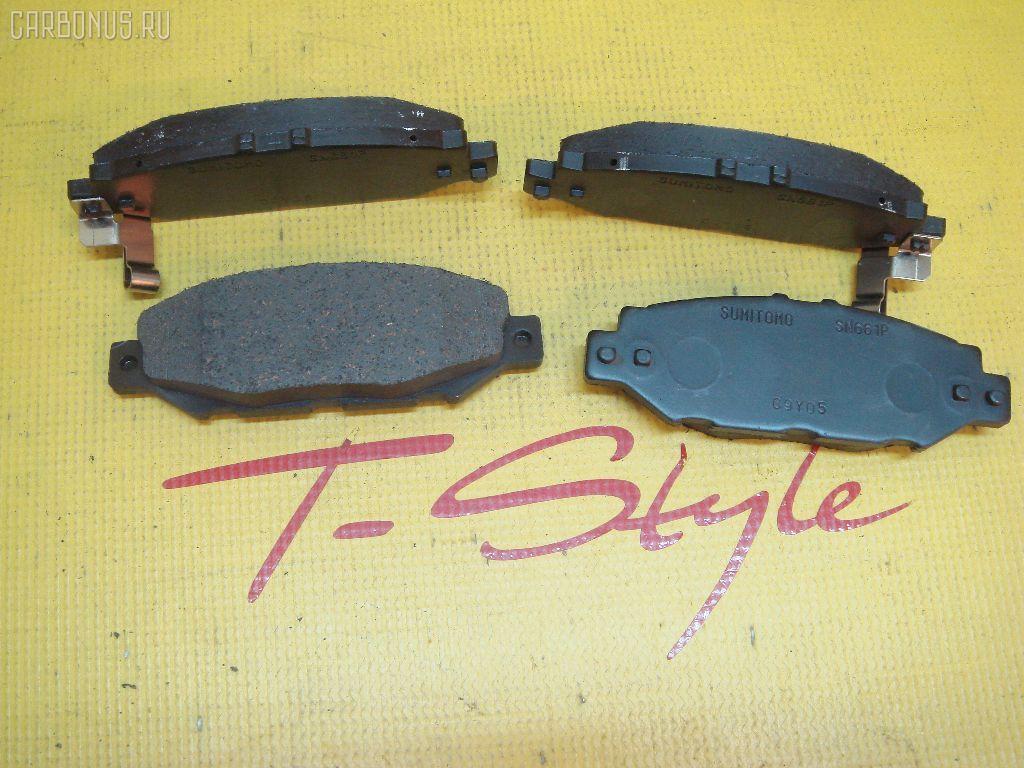 Тормозные колодки TOYOTA ARISTO JZS147. Фото 5
