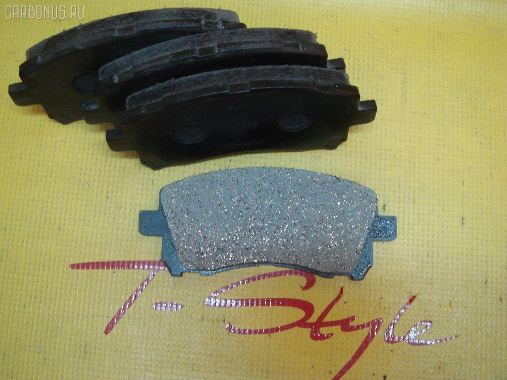 Тормозные колодки SUBARU FORESTER SF5. Фото 5