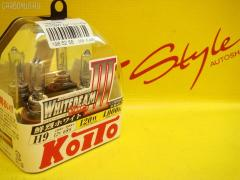 Лампочка KOITO KOITO P0759W H9