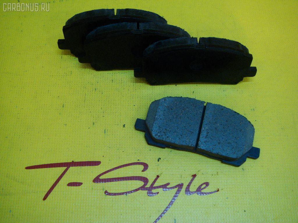 Тормозные колодки TOYOTA KLUGER V ACU20 2AZ-FE. Фото 3
