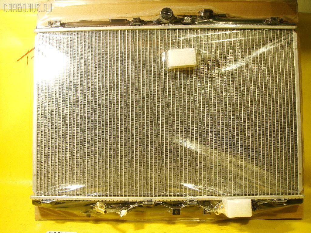 Радиатор ДВС HONDA ODYSSEY RA7 F23A. Фото 3