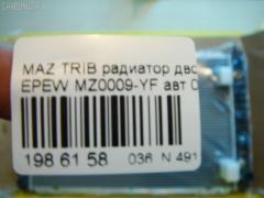 Радиатор ДВС Mazda Tribute EPEW Фото 2