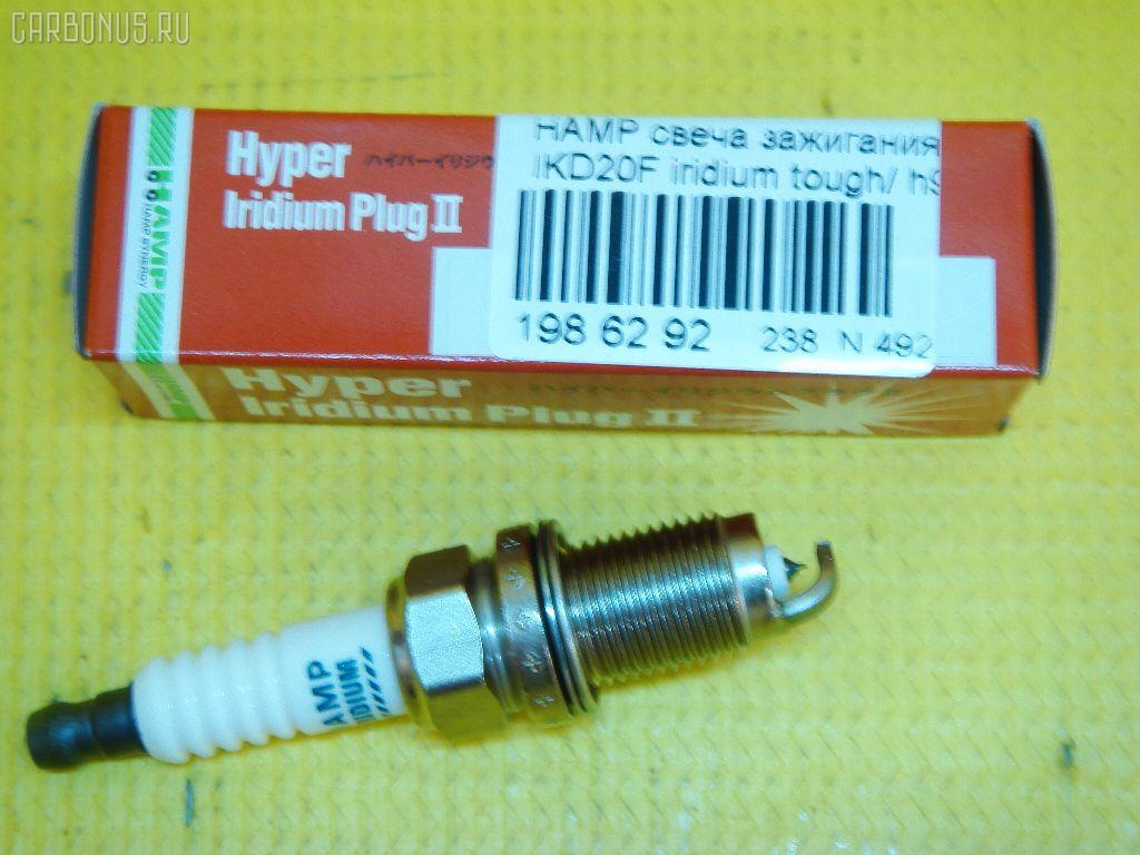 Свеча зажигания HONDA CR-V RD4 Фото 1