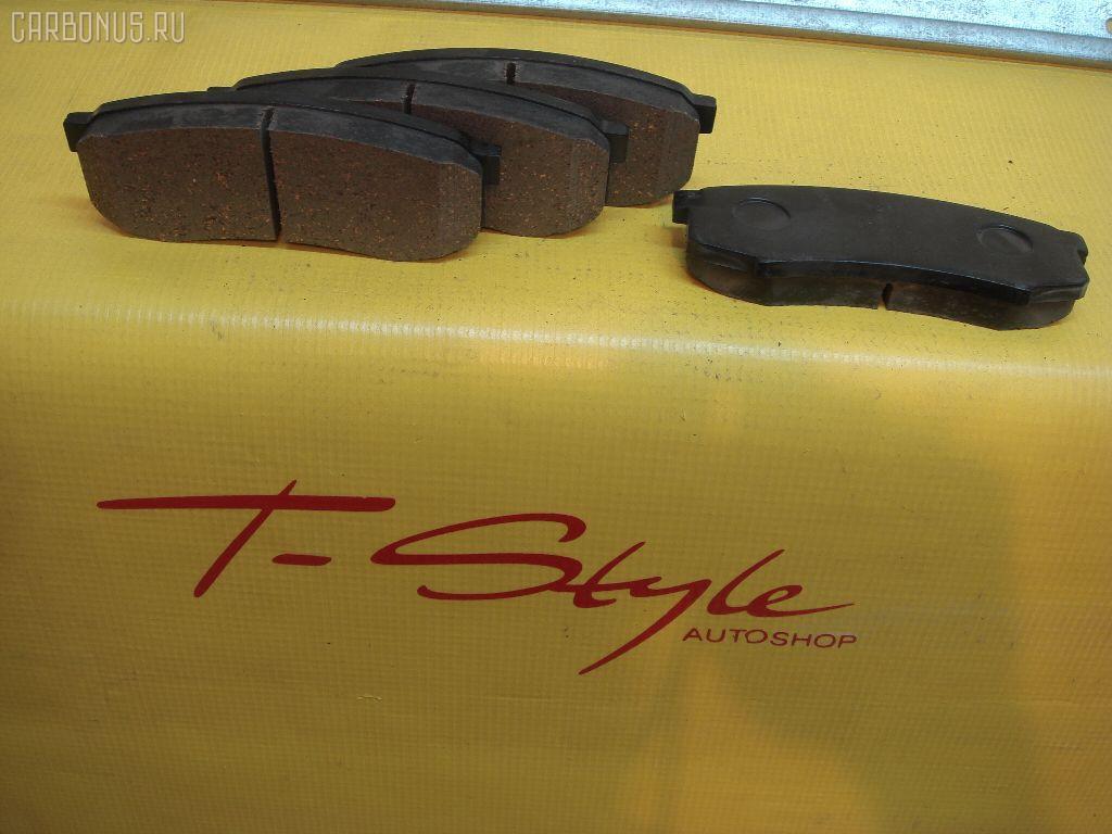 Тормозные колодки TOYOTA ZN21. Фото 7