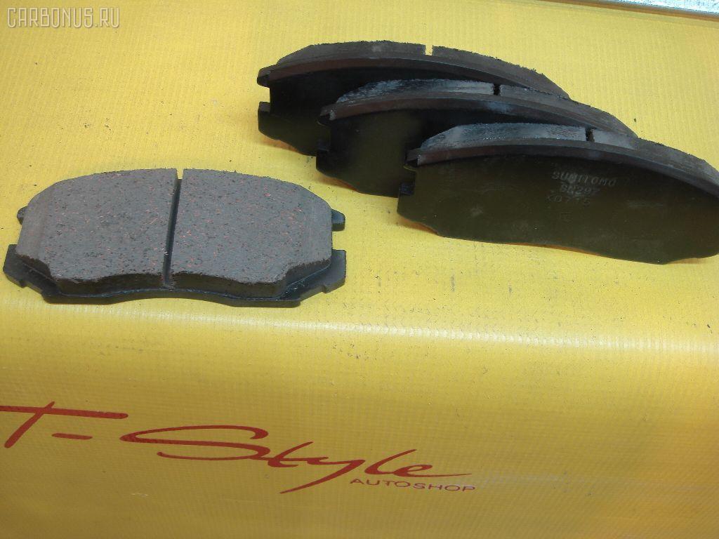 Тормозные колодки DAIHATSU TERIOS J100G. Фото 6