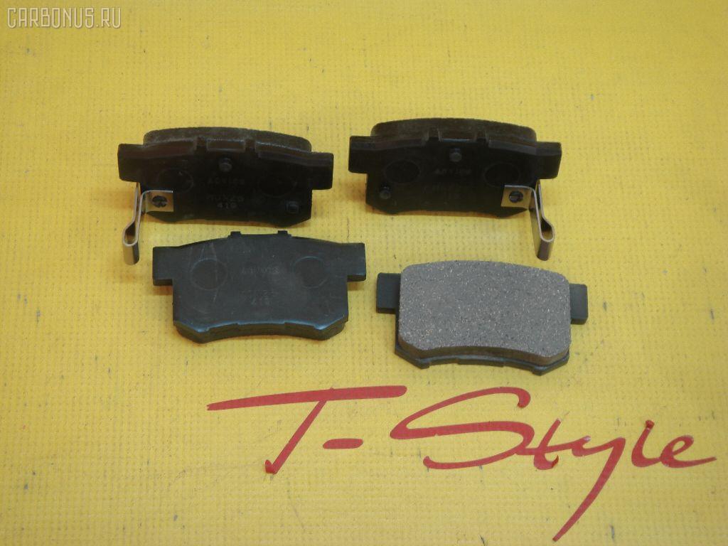 Тормозные колодки HONDA ACCORD CD3. Фото 4