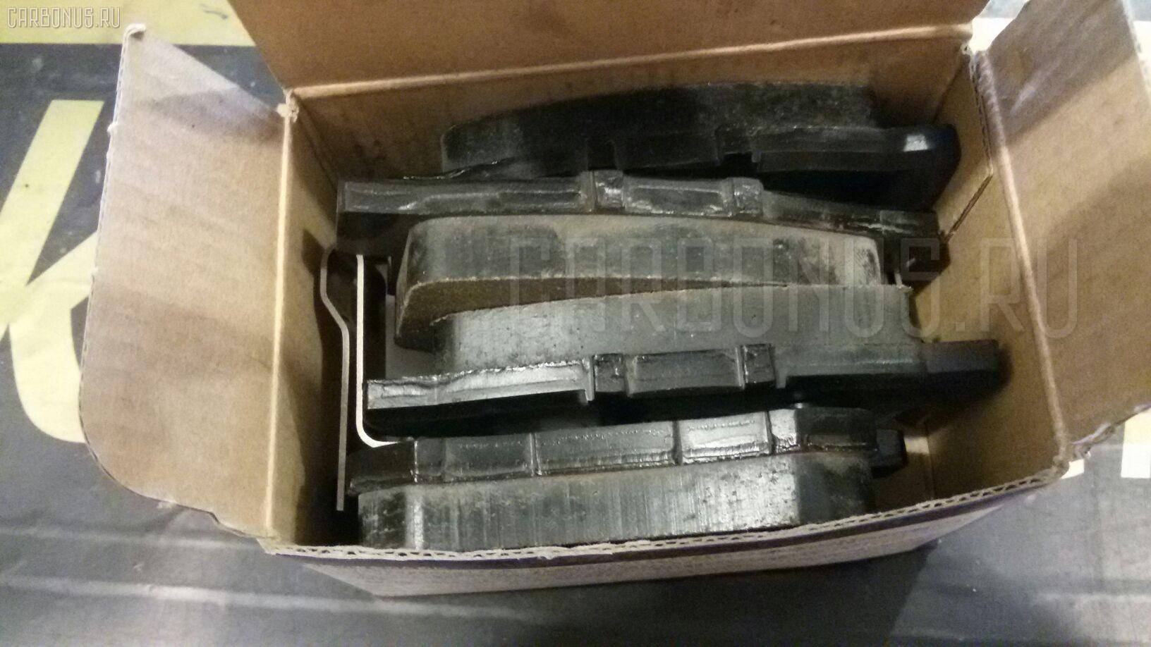 Тормозные колодки Honda Prelude Фото 1