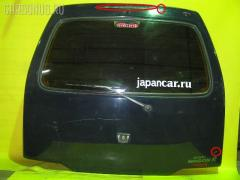 Дверь задняя на Suzuki Wagon R CT21S Фото 1