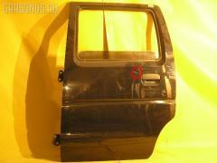 Дверь боковая на Suzuki Wagon R CT21S Фото 1