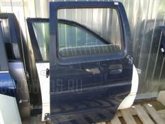 Дверь боковая на Suzuki Wagon R CT21S Фото 2