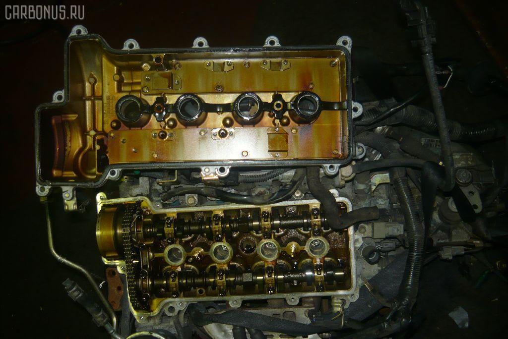Двигатель TOYOTA VITZ SCP10 1SZ-FE. Фото 1