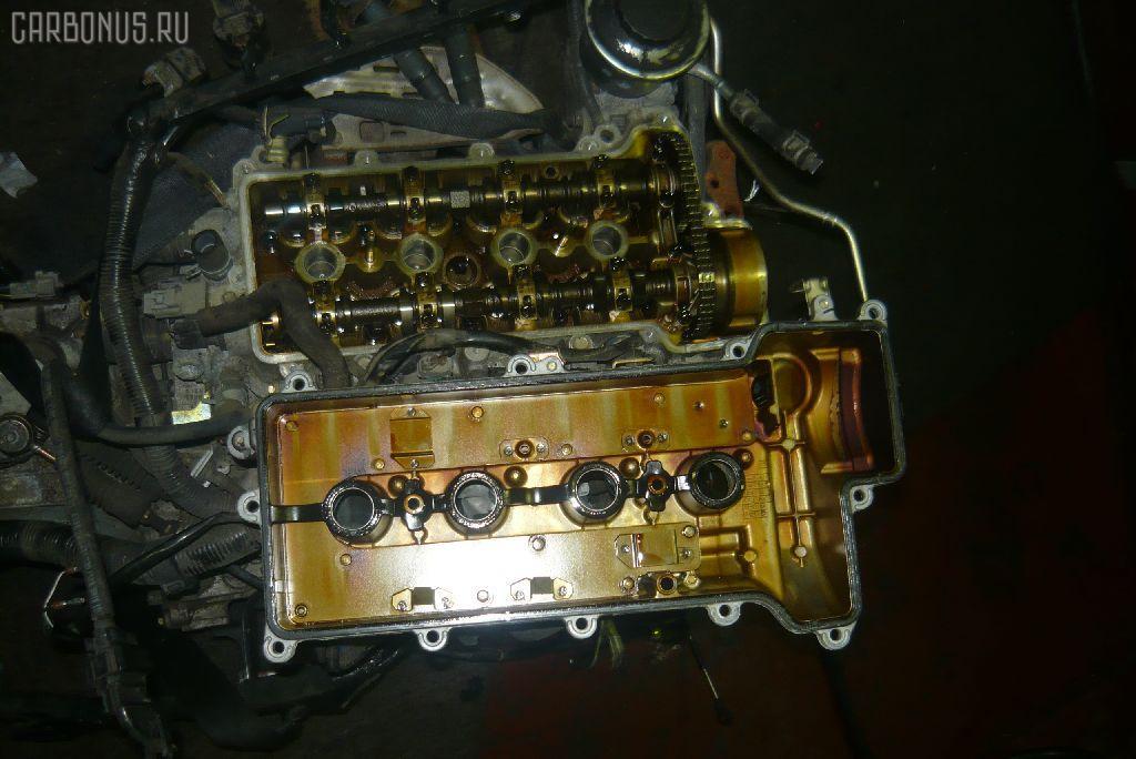 Двигатель TOYOTA VITZ SCP10 1SZ-FE. Фото 2