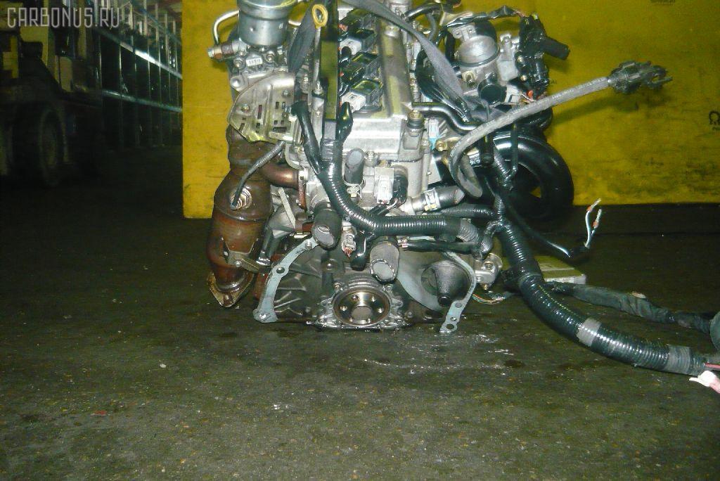 Двигатель TOYOTA VITZ SCP10 1SZ-FE. Фото 6