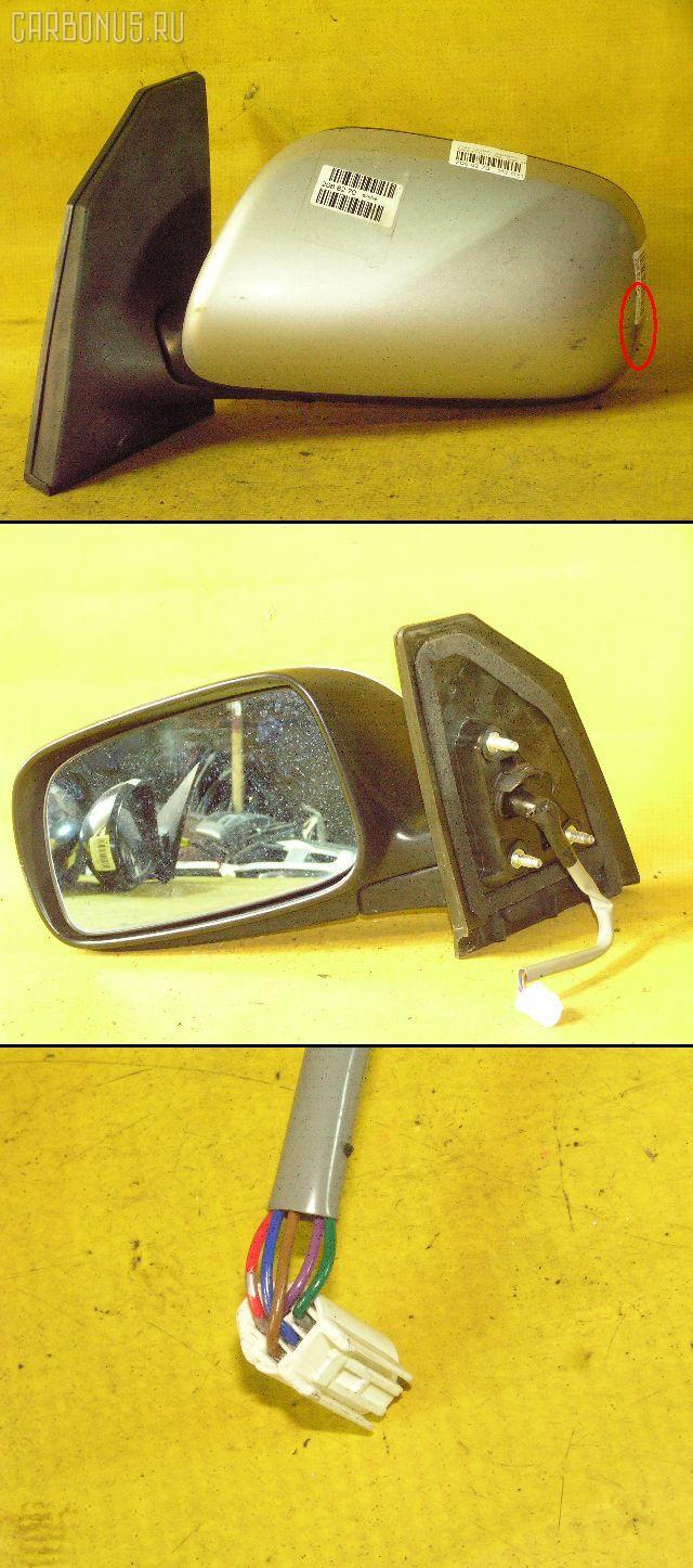 Зеркало двери боковой TOYOTA COROLLA FIELDER NZE121G. Фото 1