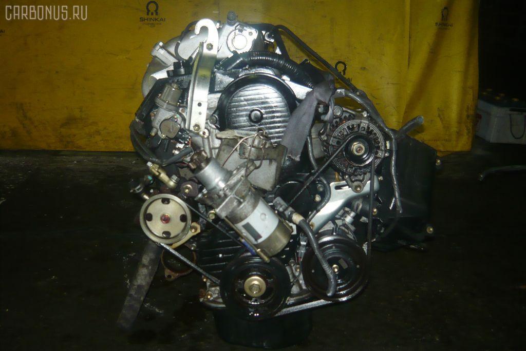 Двигатель TOYOTA NADIA SXN10 3S-FSE. Фото 1