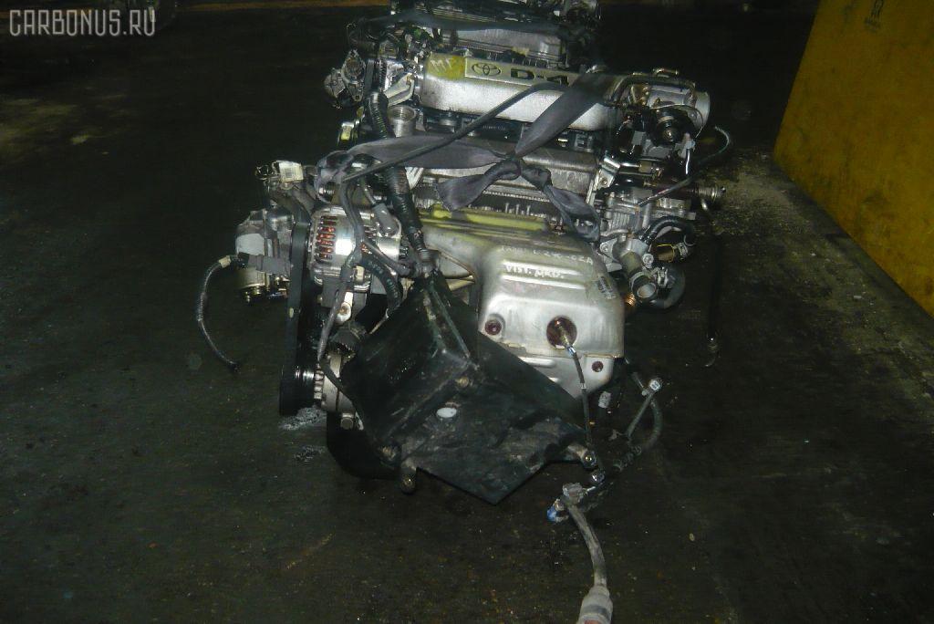 Двигатель TOYOTA NADIA SXN10 3S-FSE. Фото 2