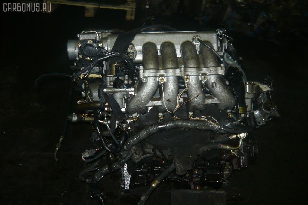 Двигатель TOYOTA NADIA SXN10 3S-FSE. Фото 4