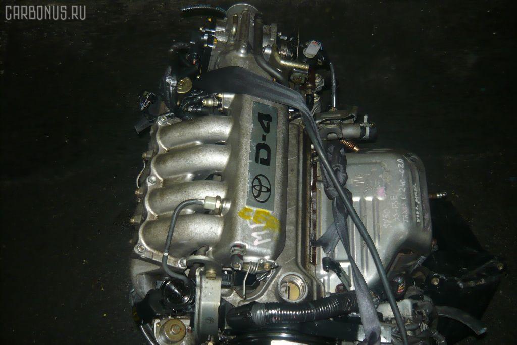 Двигатель TOYOTA NADIA SXN10 3S-FSE. Фото 5