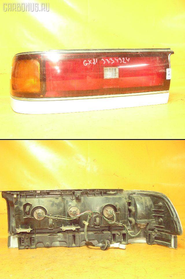 Стоп TOYOTA MARK II GX81. Фото 1