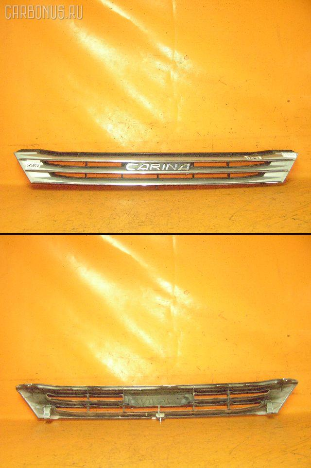 Решетка радиатора TOYOTA CARINA AT212. Фото 3