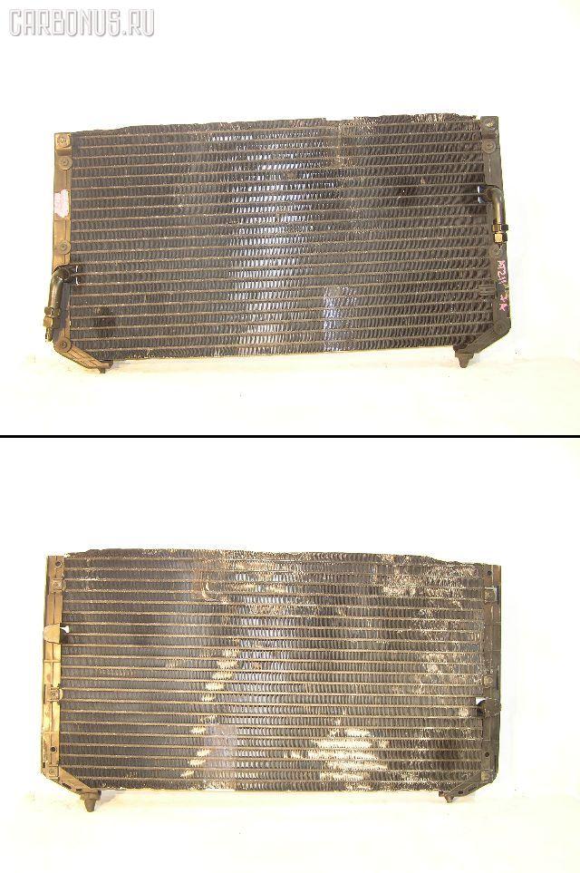 Радиатор кондиционера TOYOTA CALDINA AT191G 7A-FE. Фото 1