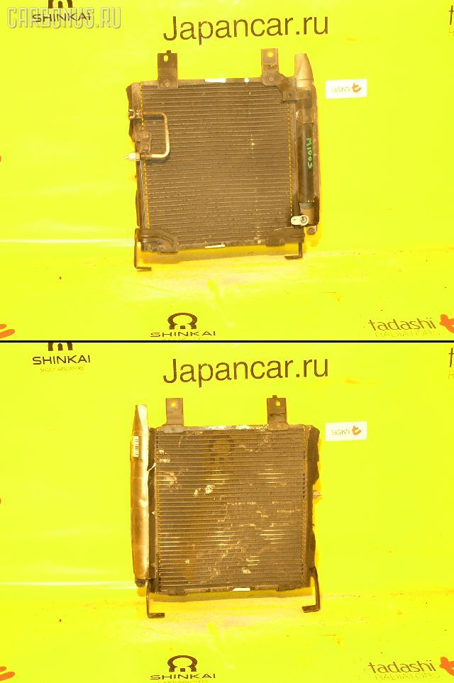 Радиатор кондиционера Daihatsu Storia M100S EJ-DE Фото 1