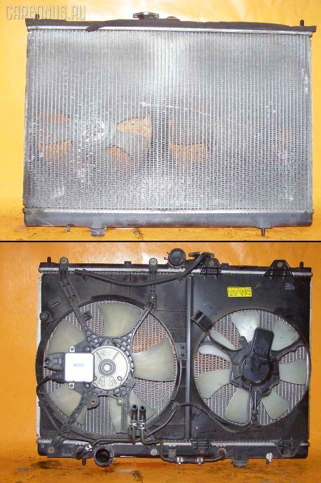 Радиатор ДВС MITSUBISHI CHARIOT GRANDIS N94W 4G64. Фото 1