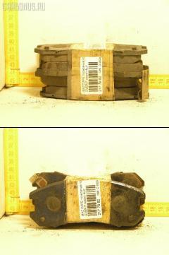 Тормозные колодки MAZDA CAPELLA GVER Фото 1
