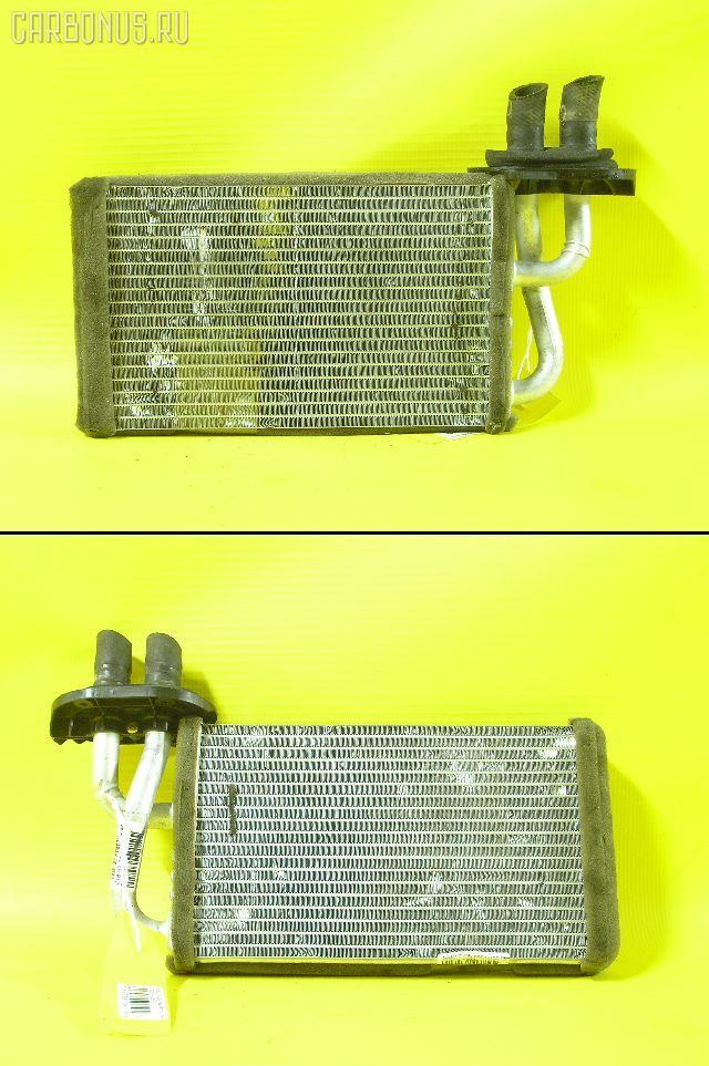 Радиатор печки MITSUBISHI DION CR9W 4G63. Фото 1