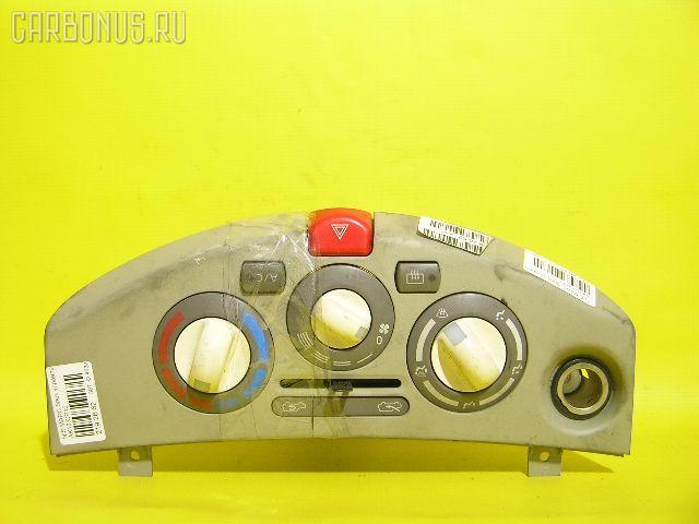 Блок управления климатконтроля NISSAN MARCH AK12 CR12DE. Фото 1