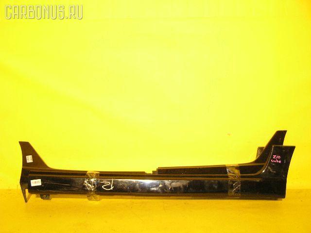 Порог кузова пластиковый ( обвес ) NISSAN CUBE Z10. Фото 1