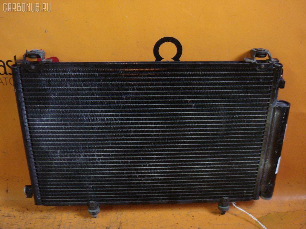 Радиатор кондиционера TOYOTA FUNCARGO NCP20 2NZ-FE. Фото 1