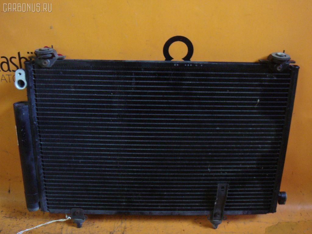 Радиатор кондиционера TOYOTA FUNCARGO NCP20 2NZ-FE. Фото 2