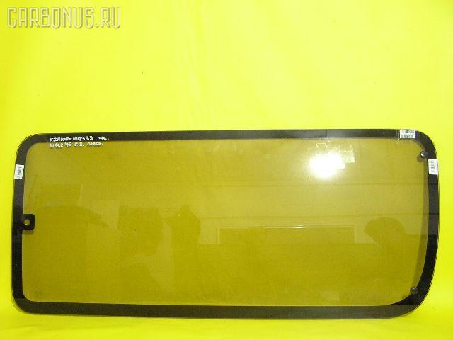 Стекло KZH100-1018333 на Toyota Hiace KZH100 Фото 1