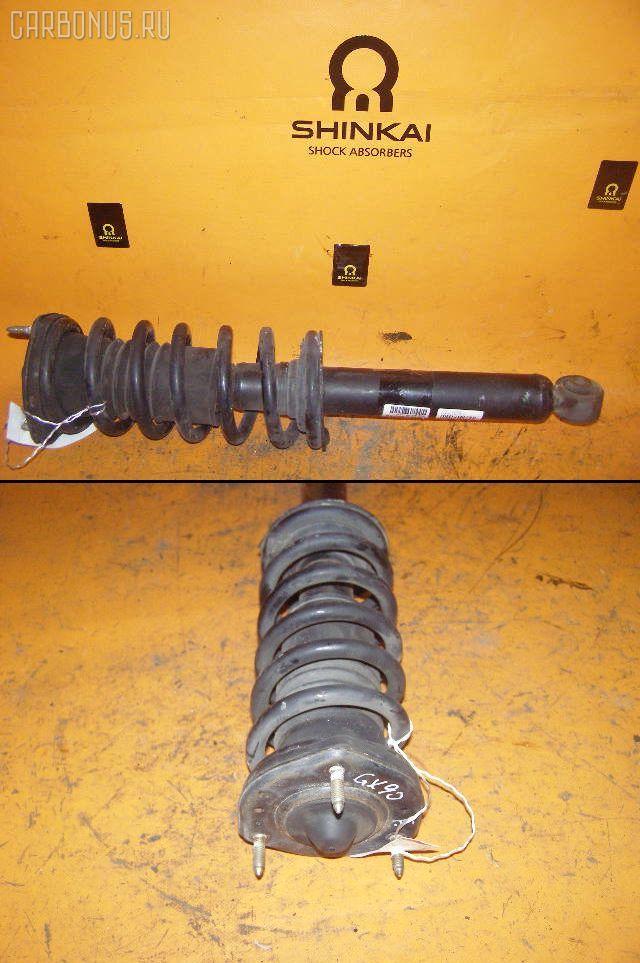 Стойка амортизатора TOYOTA MARK II GX90 1G-FE. Фото 8