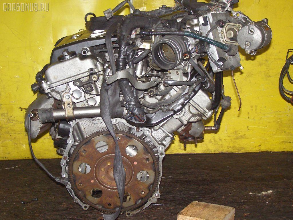 Двигатель TOYOTA MARK II QUALIS MCV21W 2MZ-FE. Фото 1