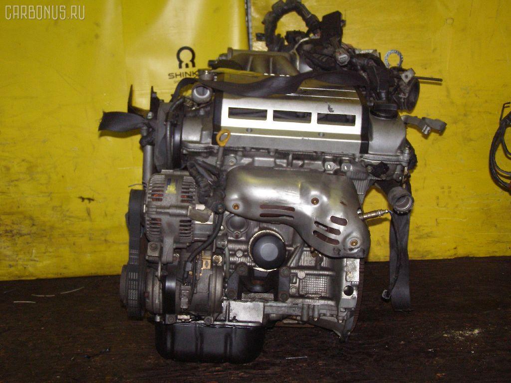 Двигатель TOYOTA MARK II QUALIS MCV21W 2MZ-FE. Фото 2