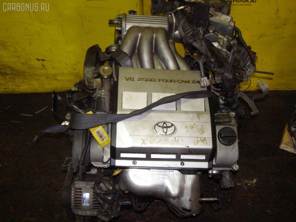 Двигатель TOYOTA CAMRY GRACIA MCV21 2MZ-FE. Фото 3