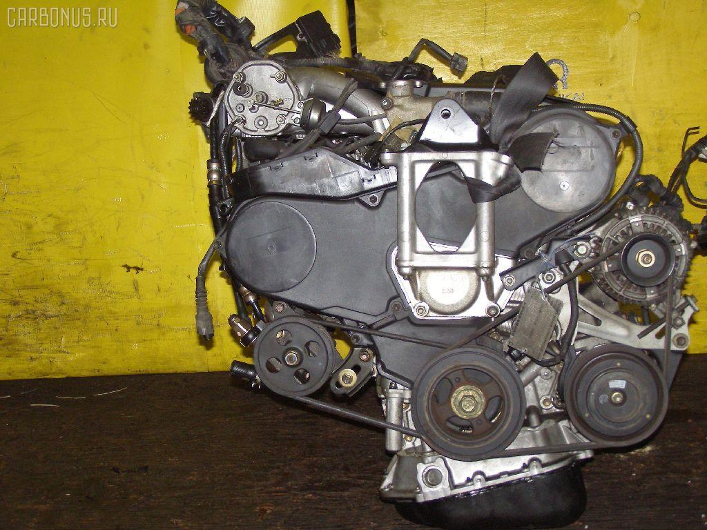 Двигатель TOYOTA MARK II QUALIS MCV21W 2MZ-FE. Фото 4
