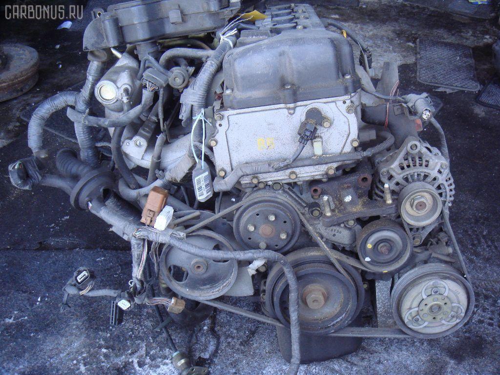 Двигатель NISSAN AD VAN VFY11 QG15DE. Фото 1