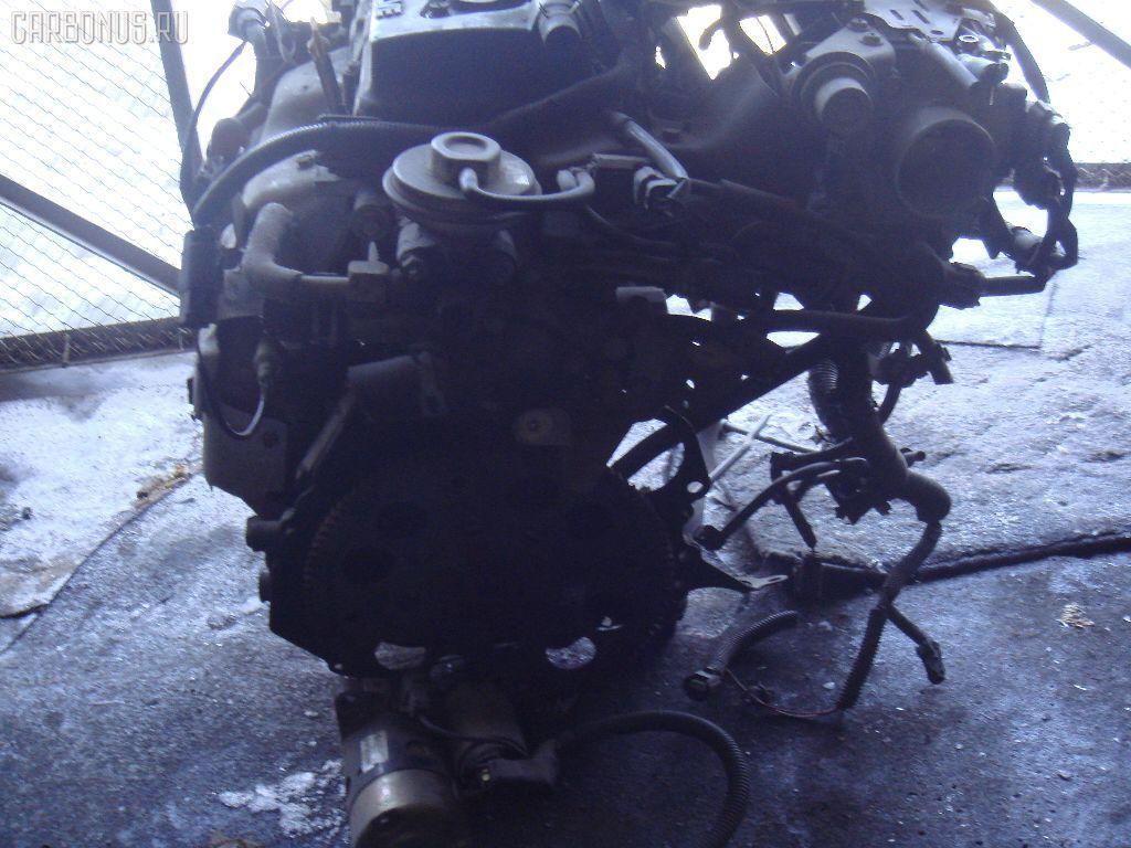 Двигатель NISSAN AD VAN VFY11 QG15DE. Фото 3